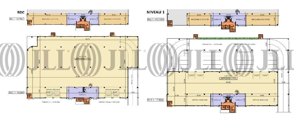 Activités/entrepôt Colombes, 92700 - ECO CITY - 9532172