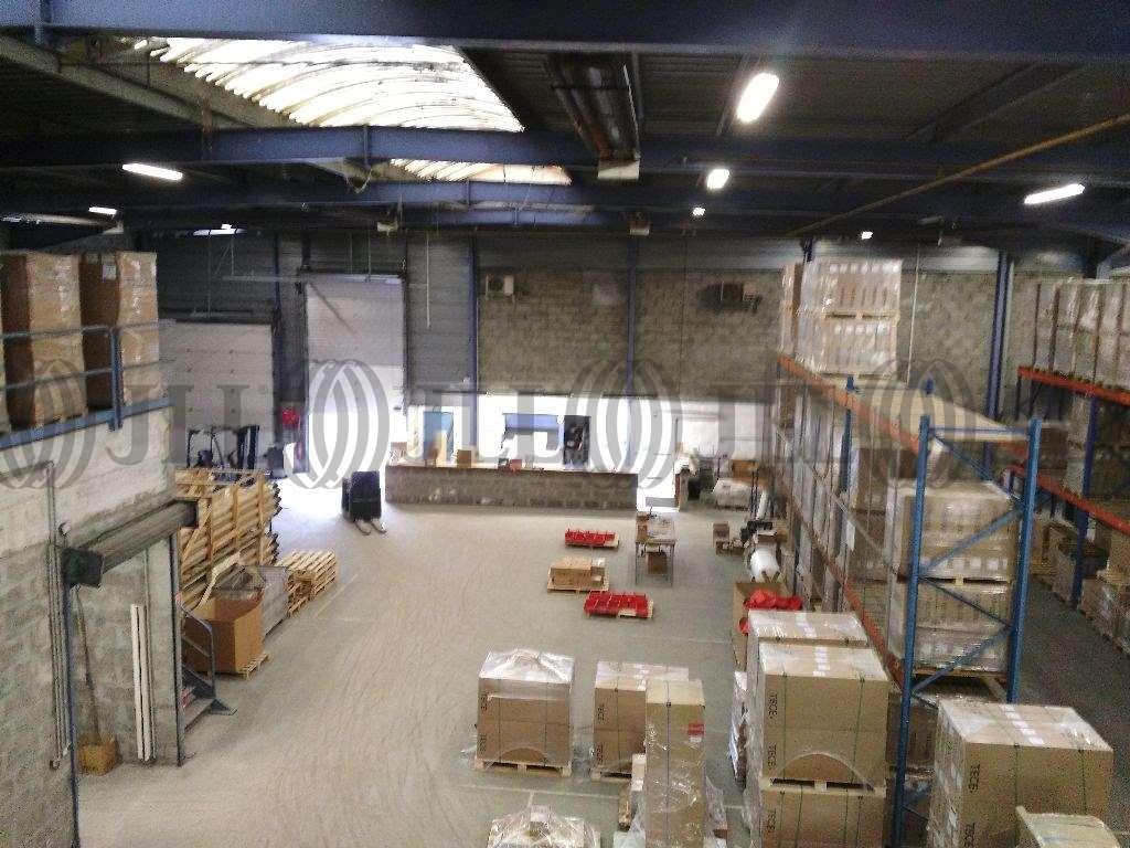 Activités/entrepôt Genas, 69740 - Location entrepot Lyon - Transporteur - 9534457