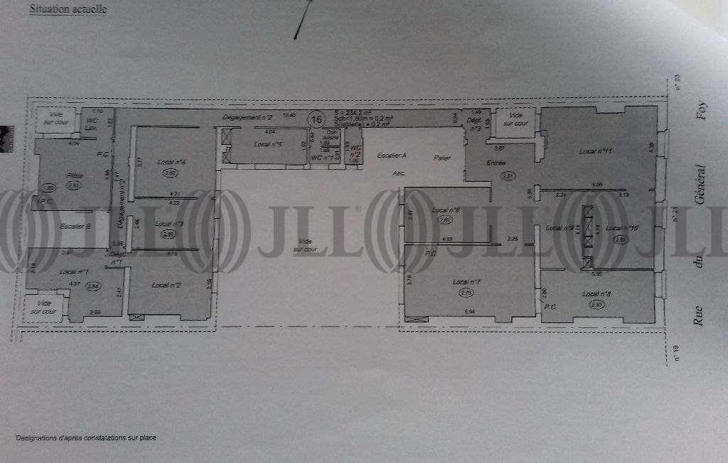 Bureaux Paris, 75008 - 21 RUE DU GENERAL FOY - 9534535
