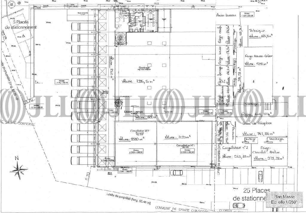 Activités/entrepôt Ste consorce, 69280 - Exclusif : batiment à vendre Lyon Ouest - 9534886
