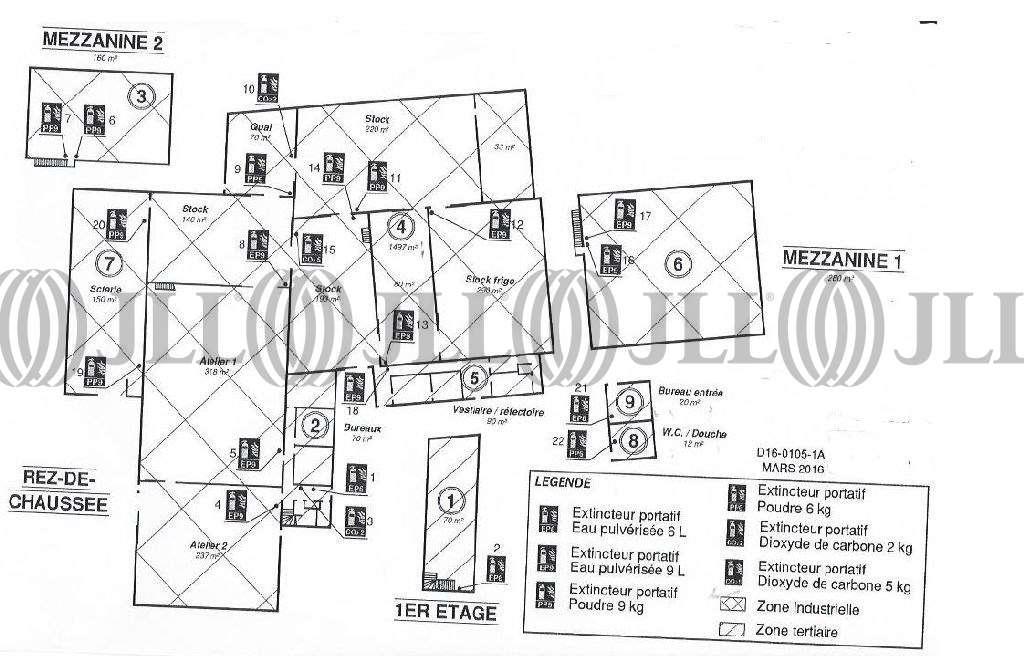Activités/entrepôt Ternay, 69360 - Entrepot à vendre / à louer Lyon - 9535527