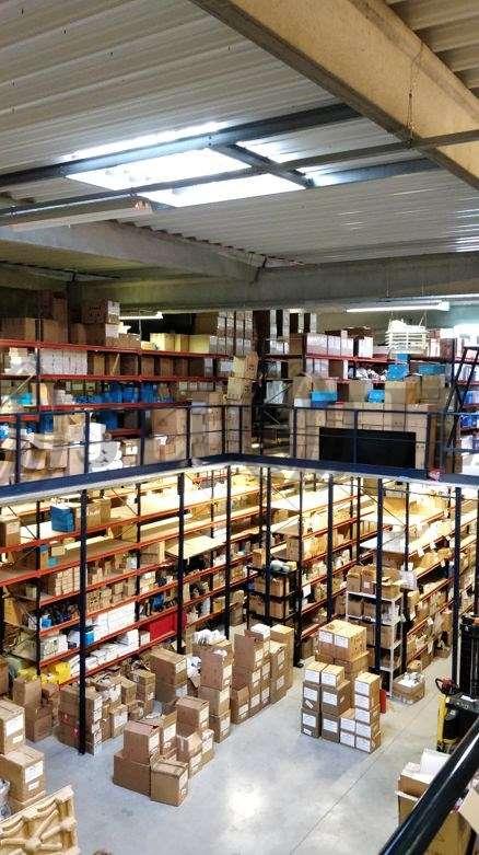 Activités/entrepôt Stains, 93240 - 17 RUE DU BOIS MOUSSAY - 9536365