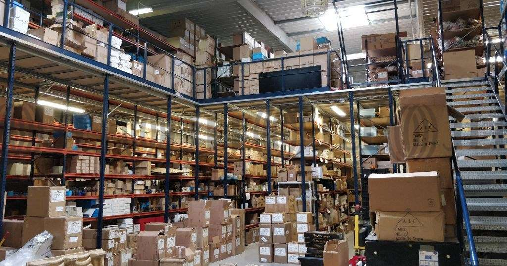 Activités/entrepôt Stains, 93240 - 17 RUE DU BOIS MOUSSAY - 9536369