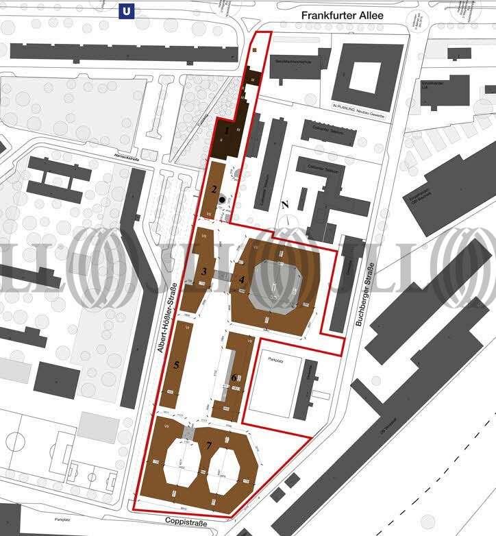 Büros Berlin, 10365 - Büro - Berlin, Lichtenberg - B1395 - 9536993