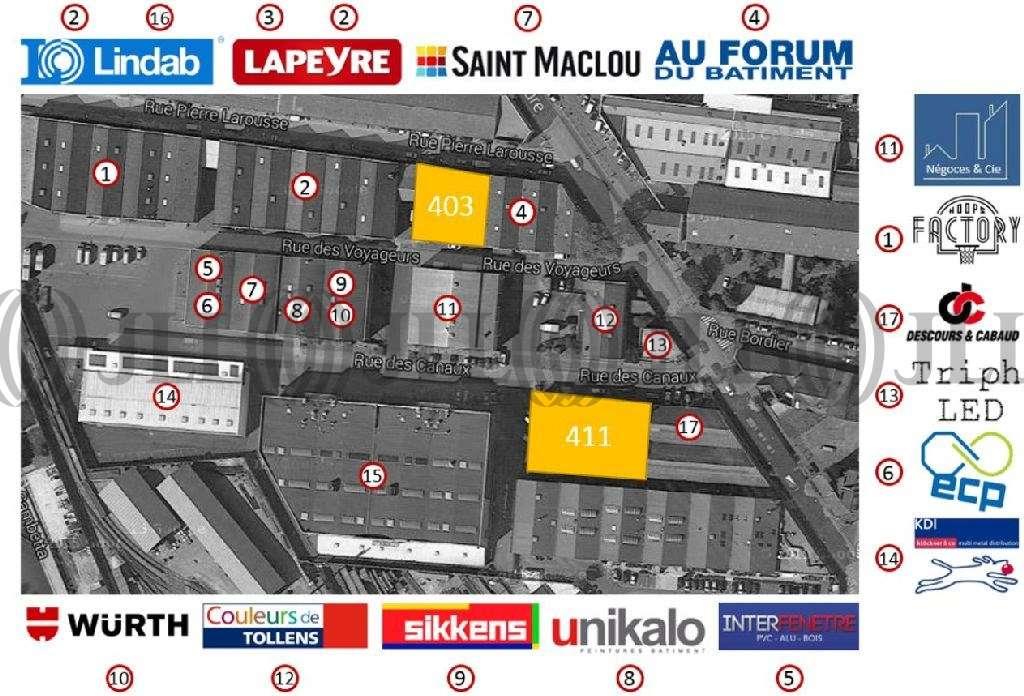 Activités/entrepôt Aubervilliers, 93300 - PARC DU MAUVIN - 9537458