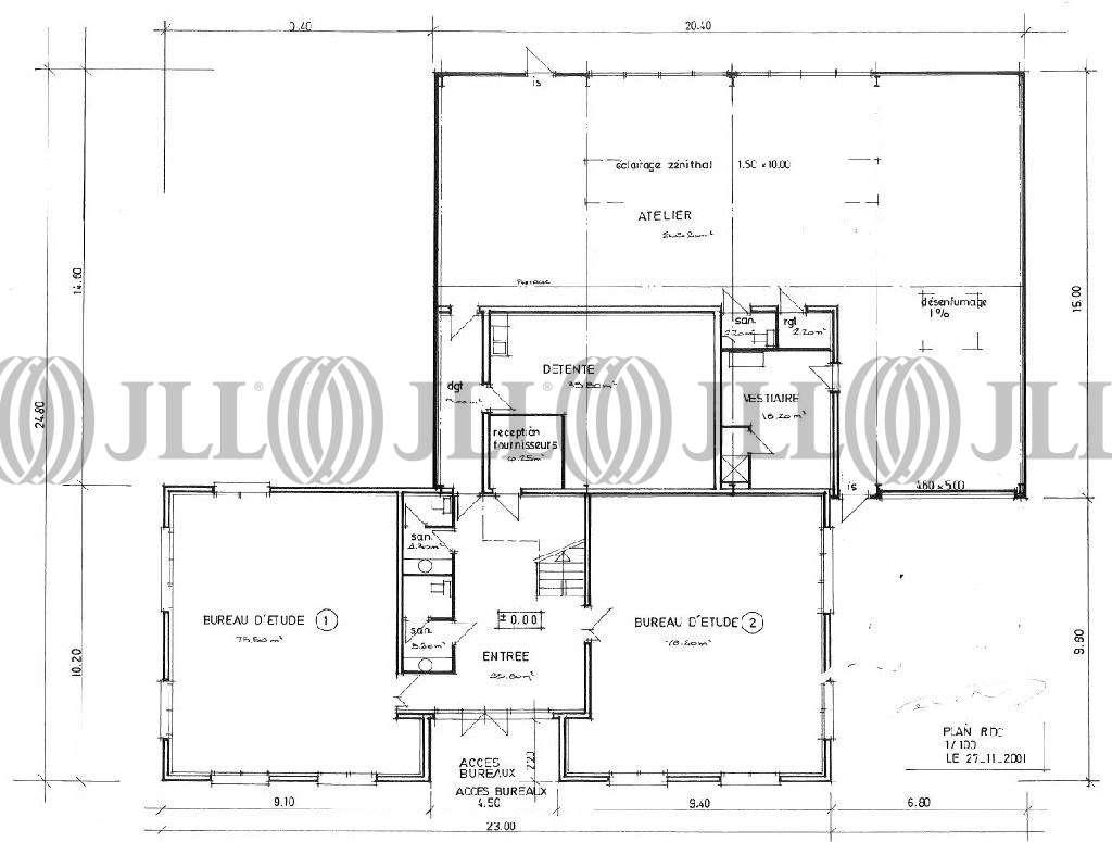 Activités/entrepôt Chaponnay, 69970 - Local d'activité mixte - Chaponnay - 9539033