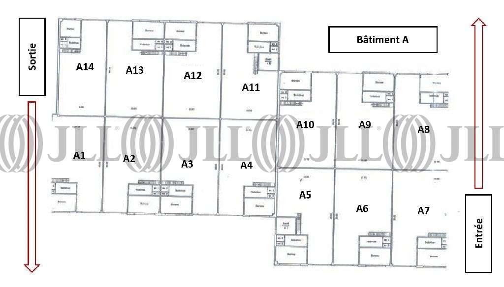 Activités/entrepôt Le bourget, 93350 - PARC LE VAILLANT - 9539252