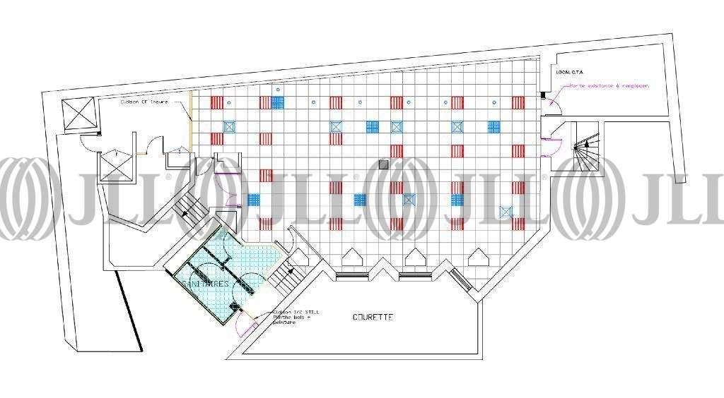 Bureaux Paris, 75008 - 1-3 RUE PAUL BAUDRY - 9539266