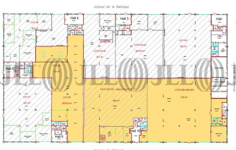 Activités/entrepôt Villebon sur yvette, 91140 - BOUGAINVILLEE - 9539713
