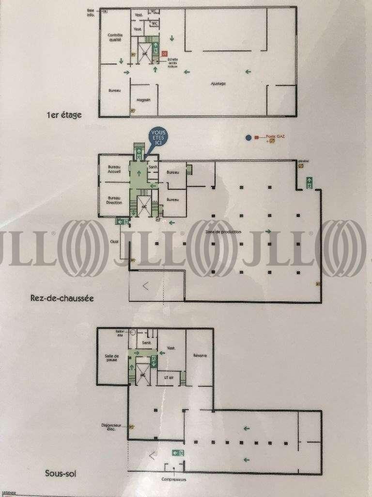 Activités/entrepôt Igny, 91430 - 11 RUE AMPERE - 9539837