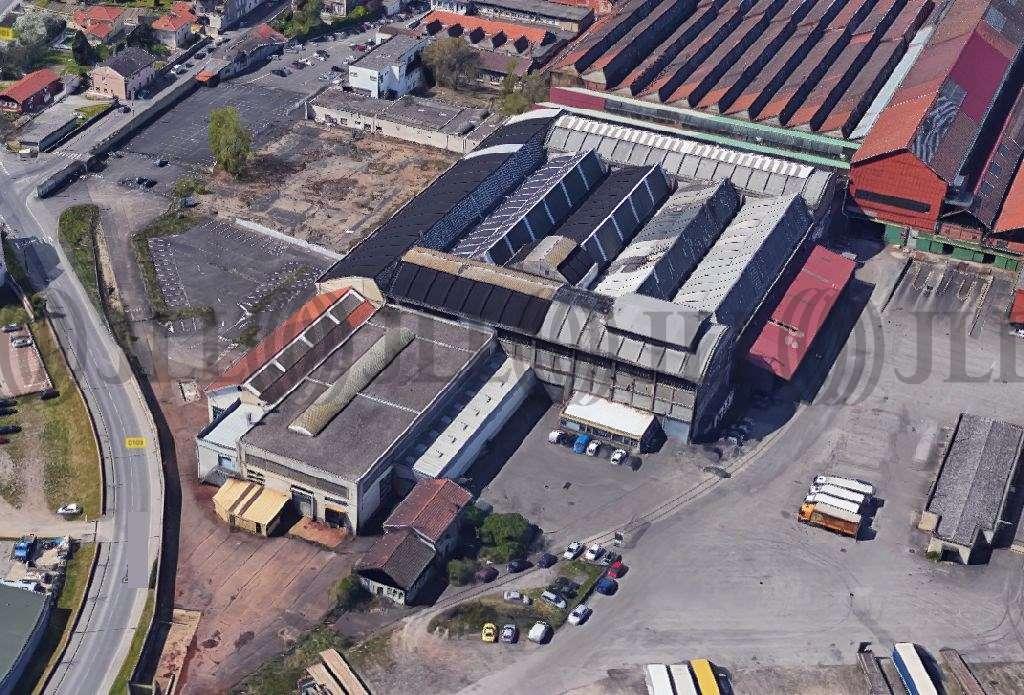 Activités/entrepôt Givors, 69700 - Achat bâtiment industriel Givors (69) - 9553466