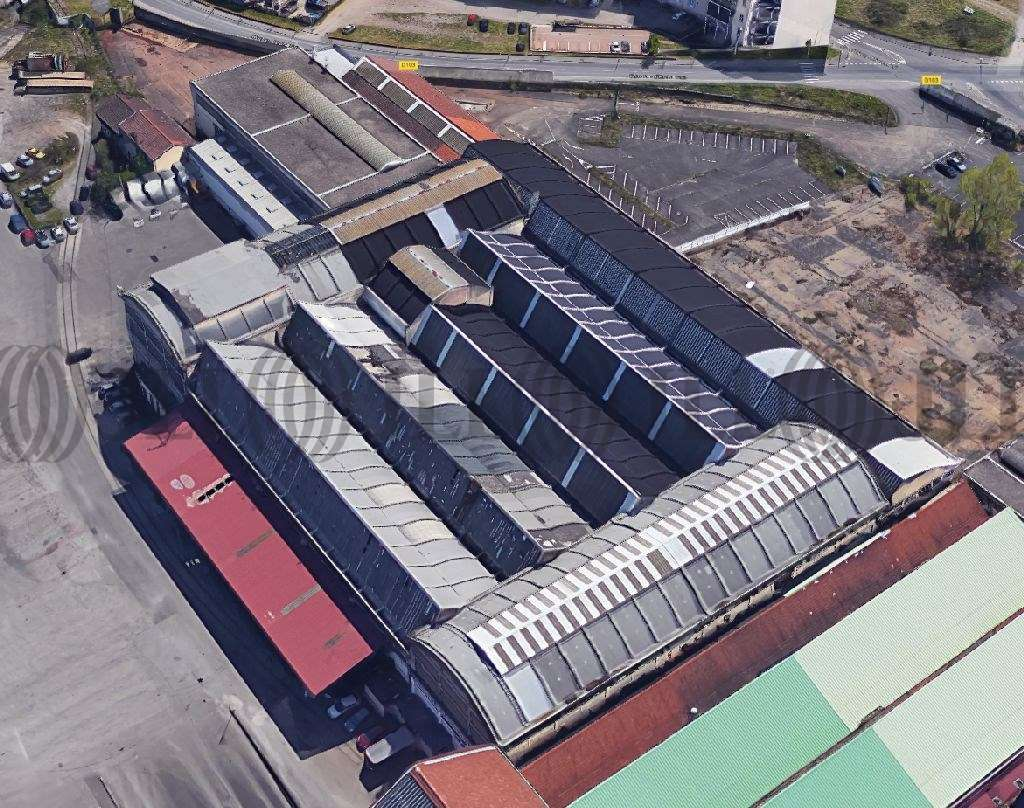 Activités/entrepôt Givors, 69700 - Achat bâtiment industriel Givors (69) - 9553933