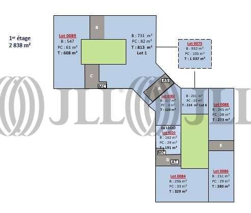 Bureaux Villepinte, 93420 - PARC PARIS NORD 2 - RAPHAEL - 9554356