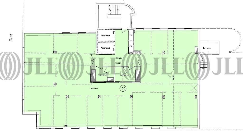 Bureaux Lyon, 69003 - LE D'AUBIGNY - 9557366