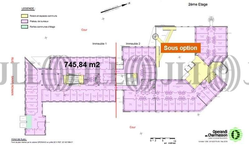 Bureaux Lyon, 69008 - LE TRIPTYK - 9567620