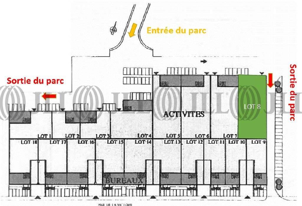 Activités/entrepôt Le blanc mesnil, 93150 - PARC EIFFEL - 9569053
