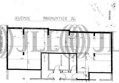 Bureaux Paris, 75011 - 76-78 AVENUE PARMENTIER - 9570031