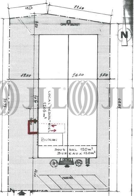 Activités/entrepôt Genas, 69740 - Location d'entrepôt - Genas (69) - 9573002