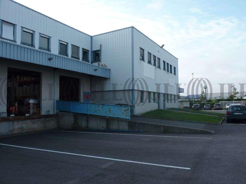 Activités/entrepôt Genas, 69740 - Location entrepot Genas - Lyon Est (69) - 9575952