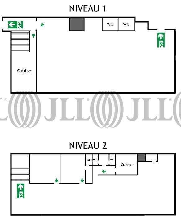 Activités/entrepôt Pantin, 93500 - CENTRE D ACTIVITE DE L OURCQ - 9578225