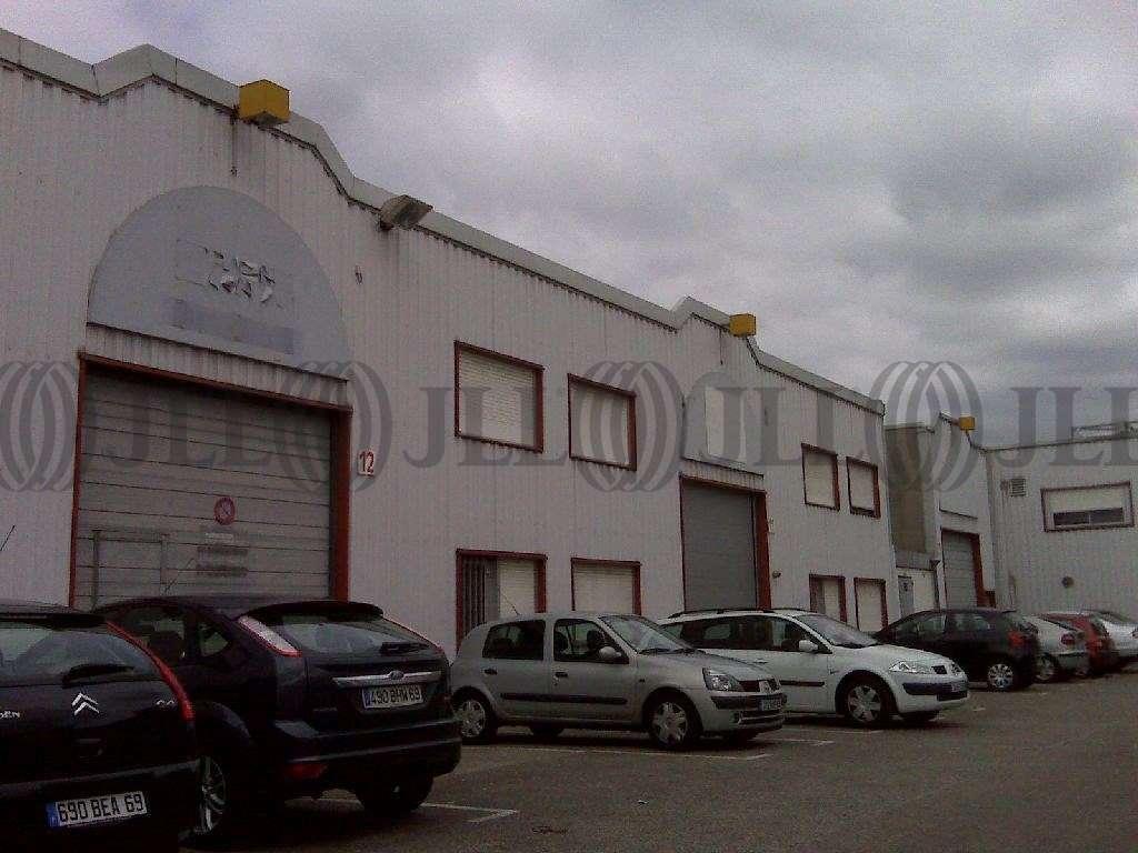 Activités/entrepôt Villeurbanne, 69100 - Location locaux d'activité Villeurbanne - 9579941