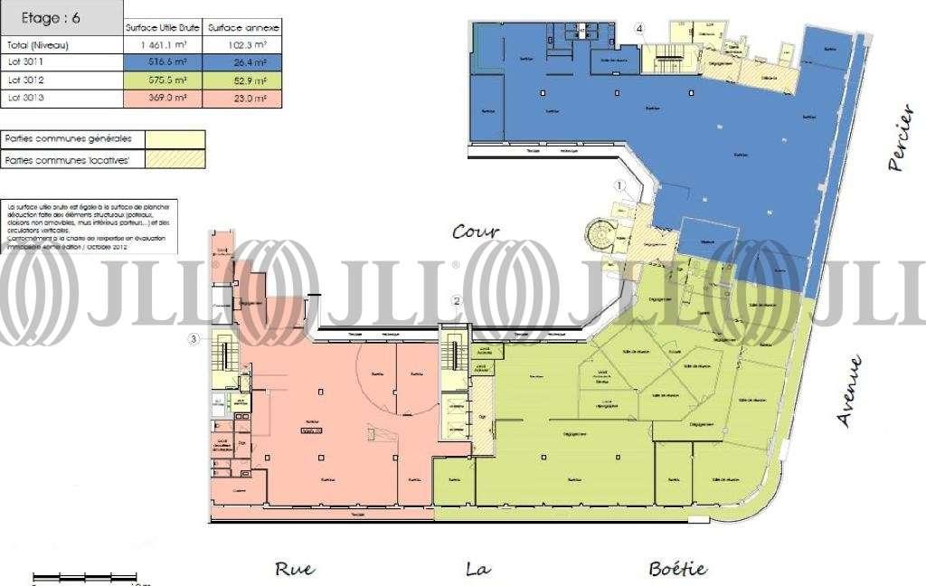 Bureaux Paris, 75008 - 40-44 RUE LA BOETIE - 9580647
