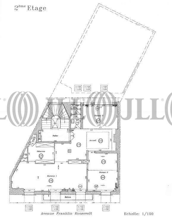 Bureaux Paris, 75008 - 10 AVENUE FRANKLIN DELANO ROOSEVELT - 9582166