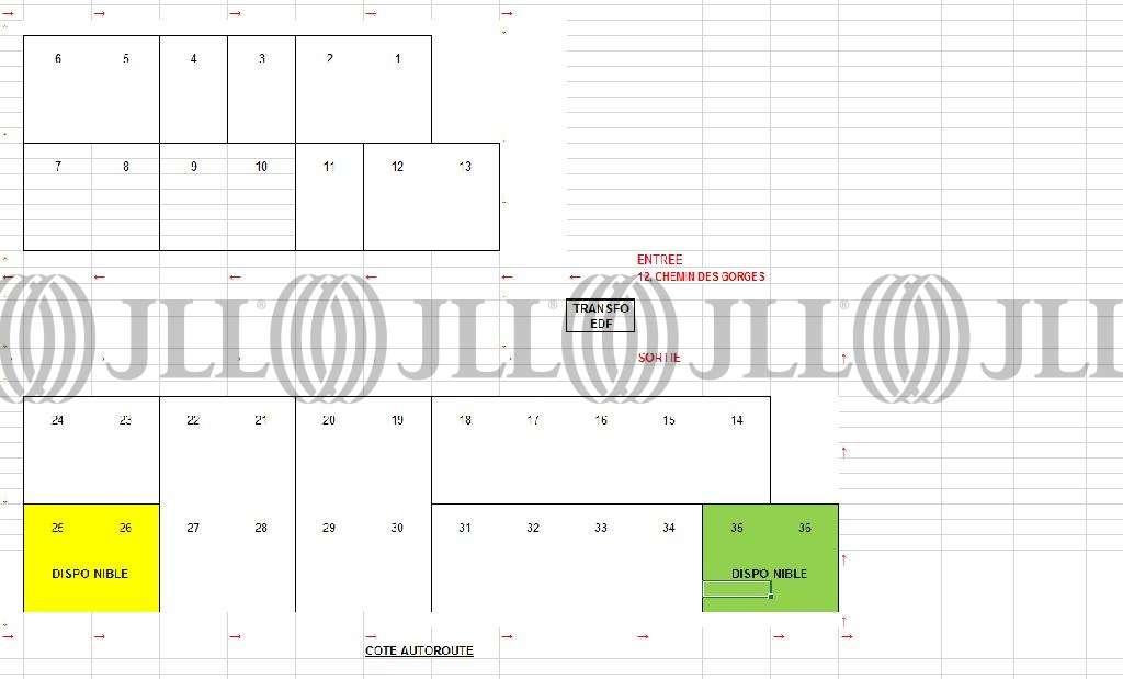 Activités/entrepôt Dardilly, 69570 - Location locaux d'activité Dardilly Lyon - 9582916