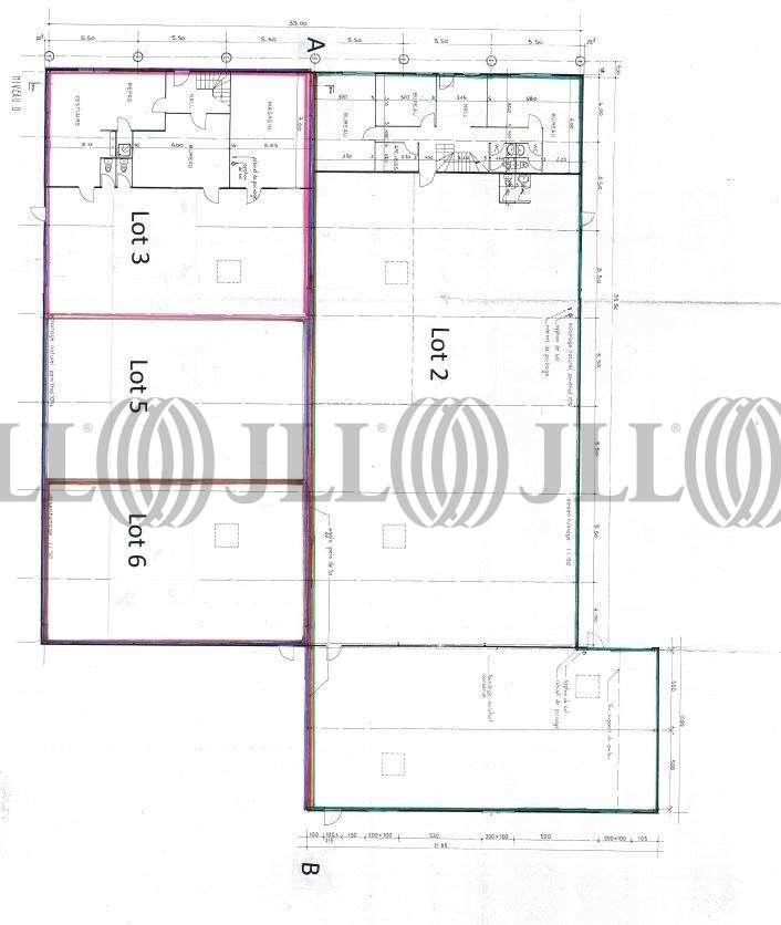 Activités/entrepôt Feyzin, 69320 - Location locaux d'activité Feyzin (Lyon) - 9588447
