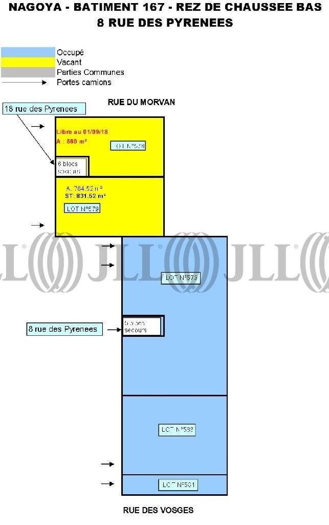 Bureaux Wissous, 91320 - NAGOYA - 9590112