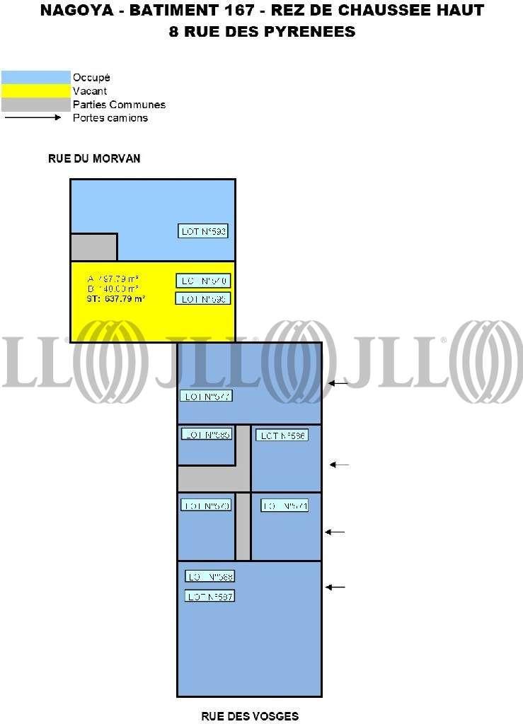 Bureaux Wissous, 91320 - NAGOYA - 9590113