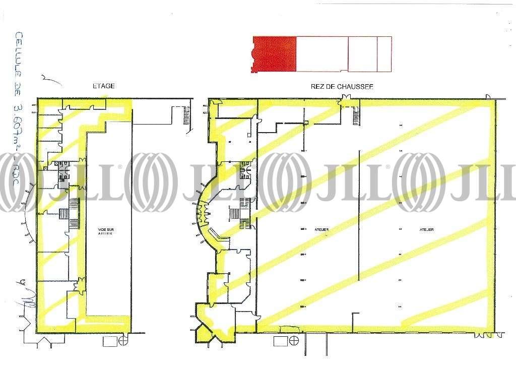 Activités/entrepôt Genas, 69740 - Transporteur : location bâtiment mixte - 9608313