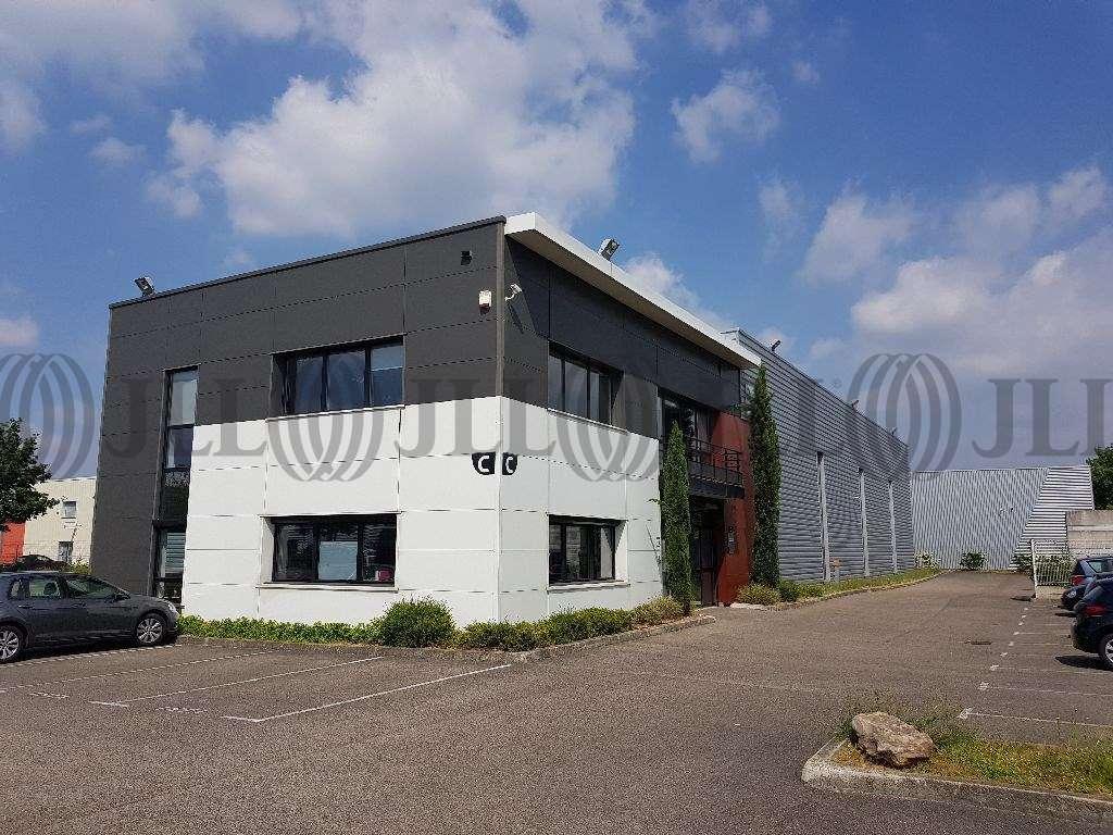 Activités/entrepôt Decines charpieu, 69150 - Location entrepot Lyon Est : Décines - 9608851