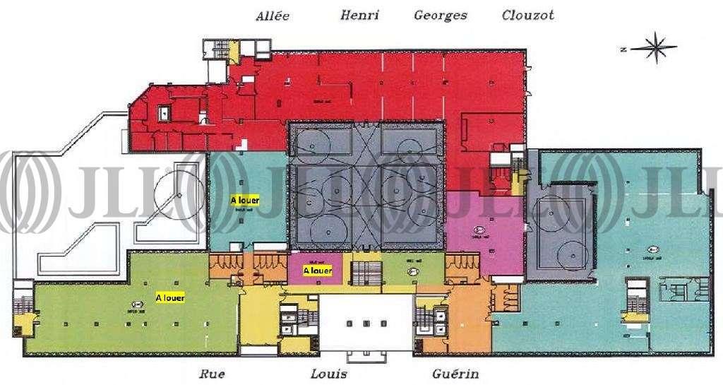 Bureaux Villeurbanne, 69100 - LE PATIO - 9617779