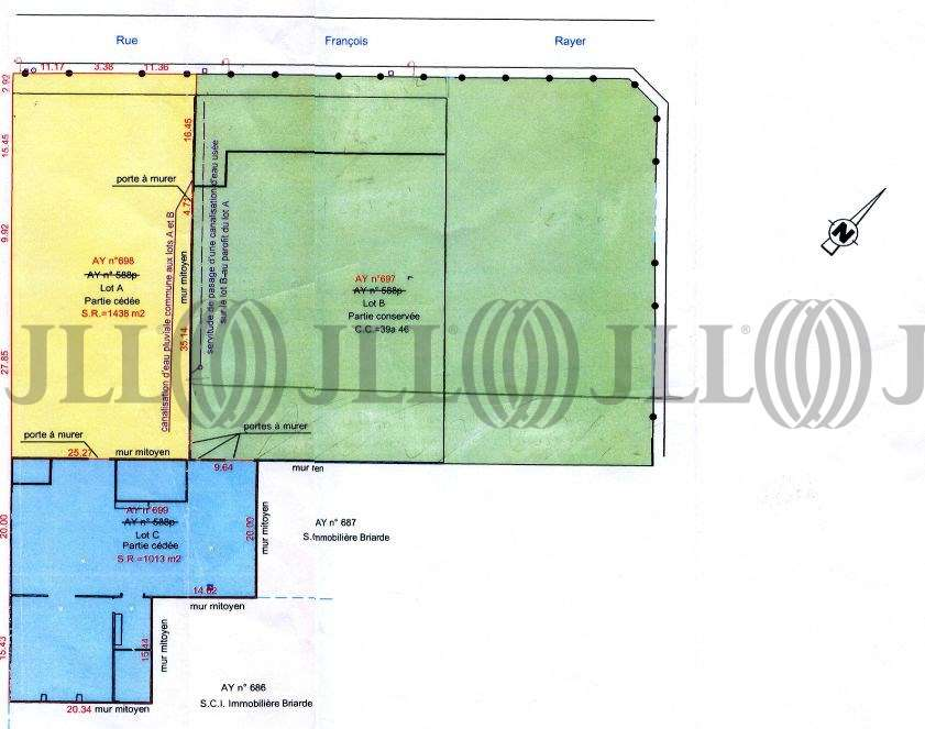 Activités/entrepôt Provins, 77160 - ZAE DE LA GARE - 9617791
