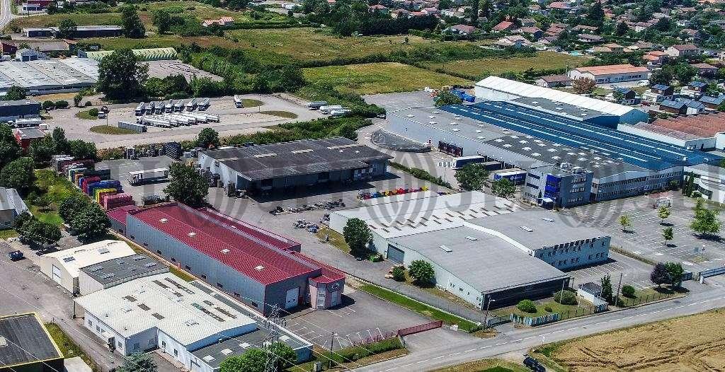Activités/entrepôt Beynost, 01700 - Achat entrepot Lyon Nord - Ain (01) - 9618811