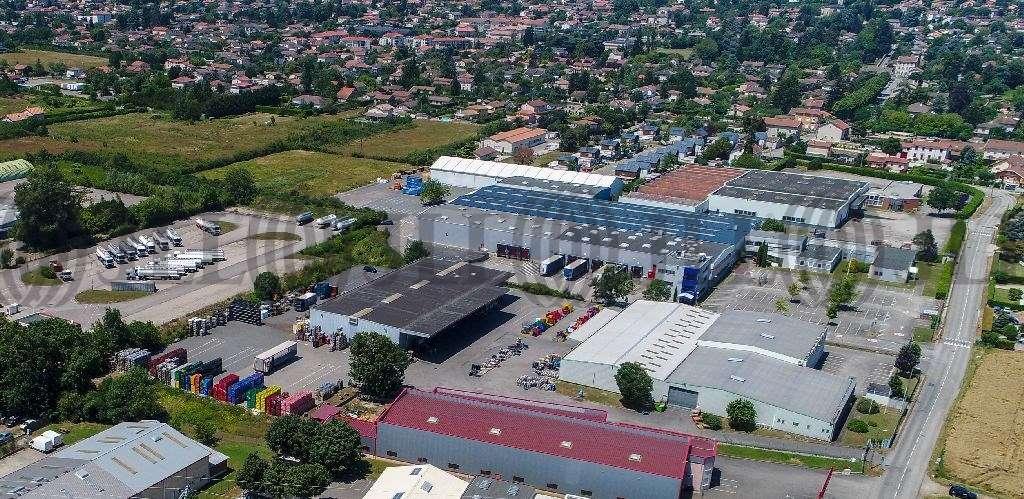 Activités/entrepôt Beynost, 01700 - Achat entrepot Lyon Nord - Ain (01) - 9618812