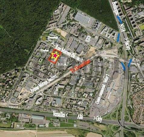 Activités/entrepôt Velizy villacoublay, 78140 - INOVEL PARC - 9619931