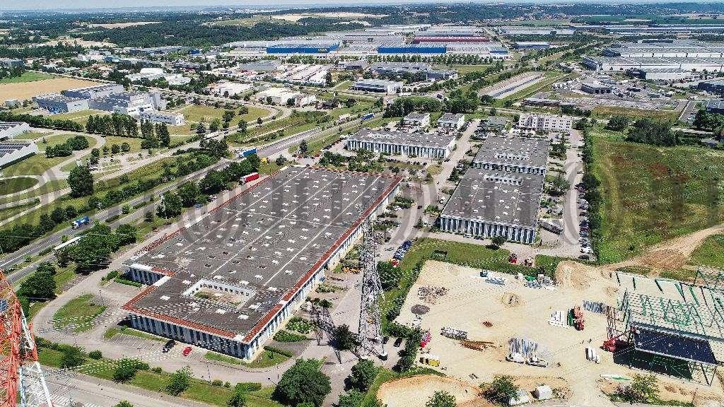 Activités/entrepôt St quentin fallavier, 38070 - Swen Parc - Parc d'activité à louer - 9621153