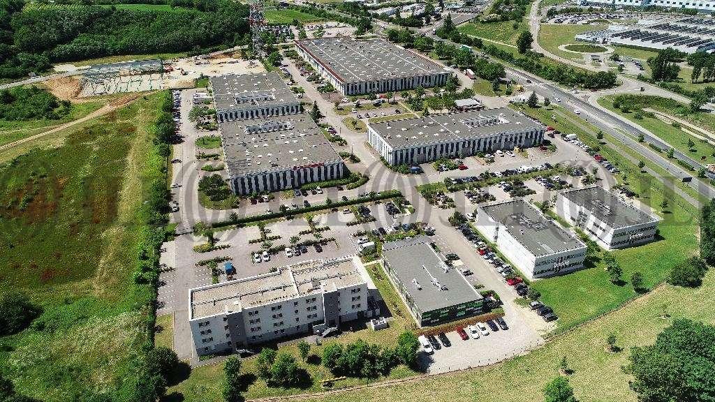 Activités/entrepôt St quentin fallavier, 38070 - Swen Parc - Parc d'activité à louer - 9621154