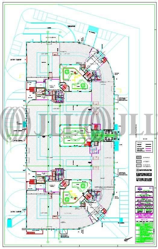Bureaux Villepinte, 93420 - PARC PARIS NORD 2 - ROSTAND - 9631090