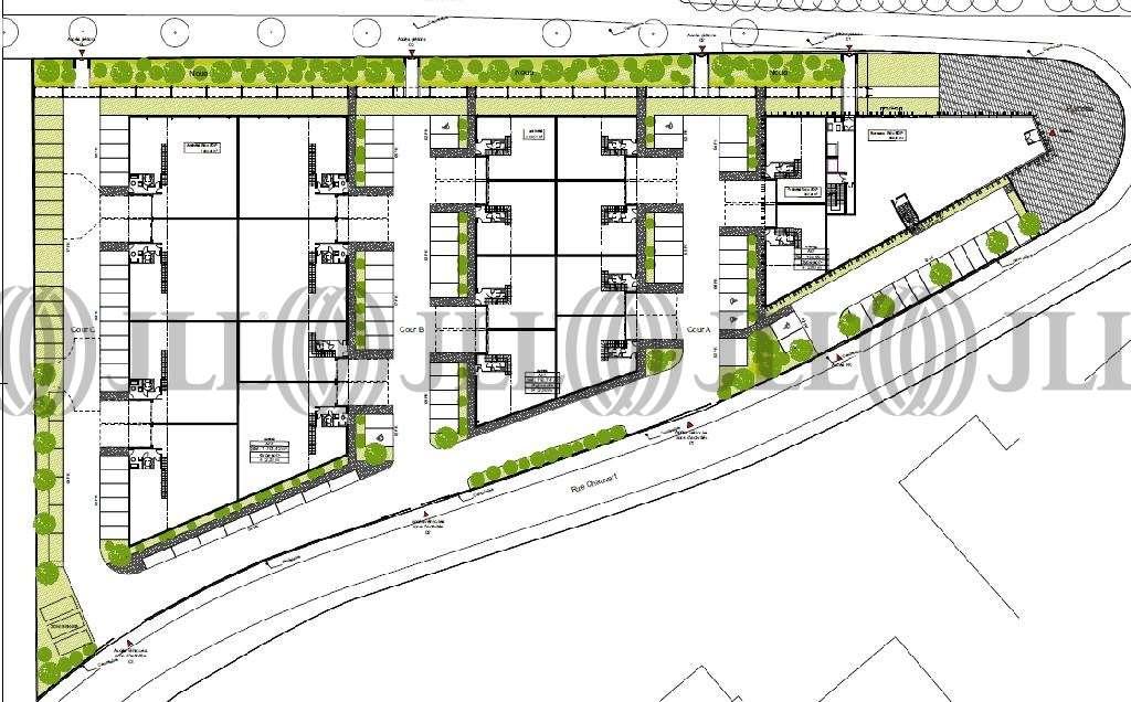 Activités/entrepôt Gonesse, 95500 - PARC D'ACTIVITES DE LA FONTAINE CYPIERRE - 9632484
