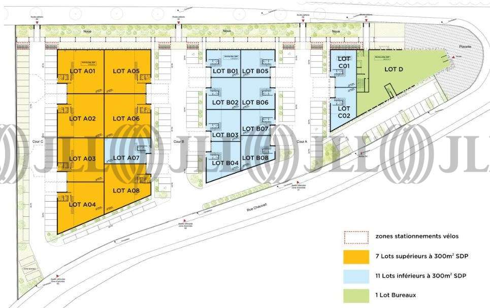 Activités/entrepôt Gonesse, 95500 - PARC D'ACTIVITES DE LA FONTAINE CYPIERRE - 9632485