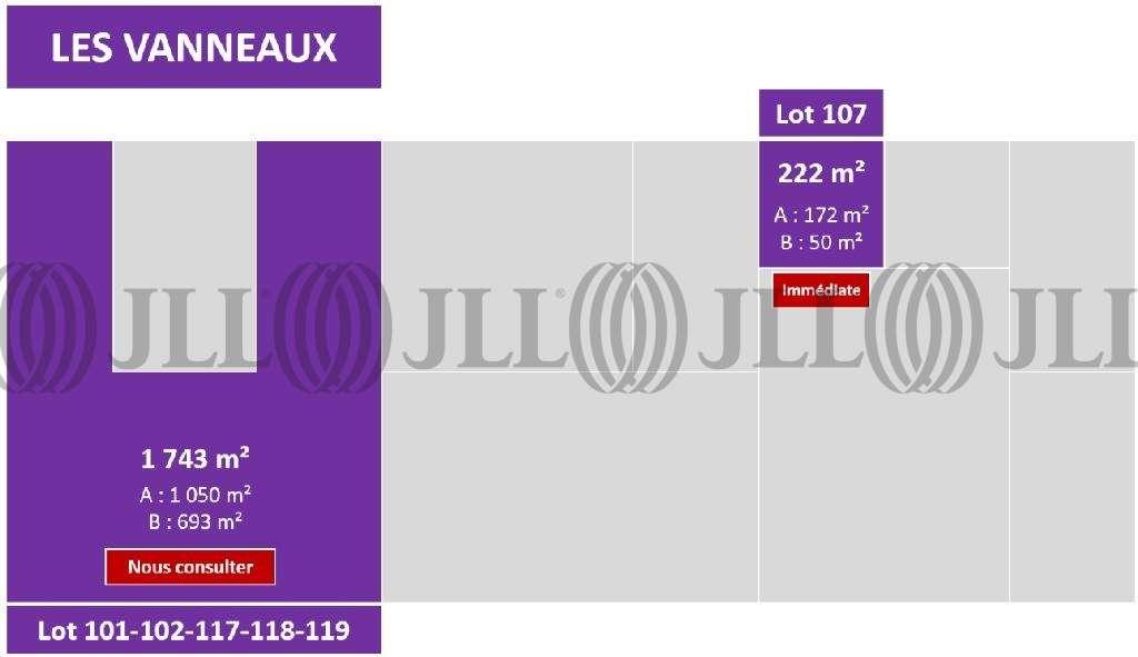 Activités/entrepôt Tremblay en france, 93290 - VANNEAUX - 9633605