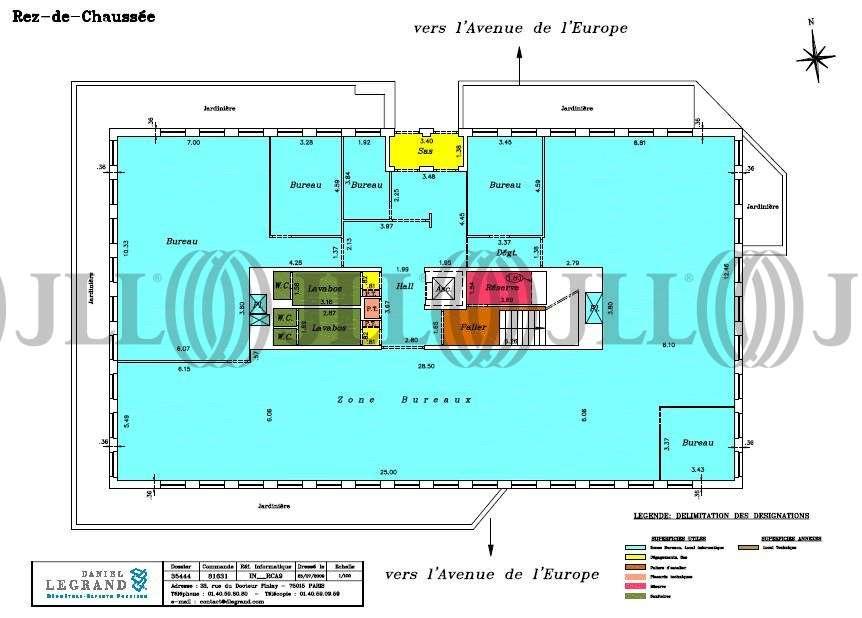 Bureaux Velizy villacoublay, 78140 - VELIZY GREEN - 9633783
