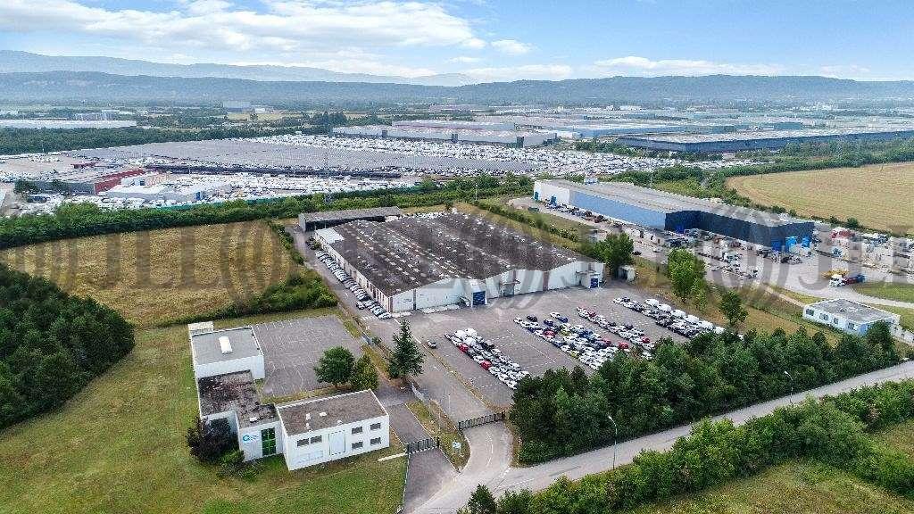 Activités/entrepôt Blyes, 01150 - Entrepot à vendre Lyon Nord Est (Ain) - 9634695