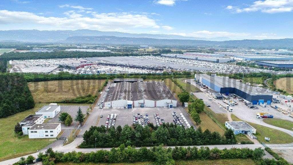 Activités/entrepôt Blyes, 01150 - Entrepot à vendre Lyon Nord Est (Ain) - 9634696