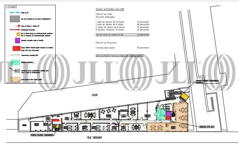 Bureaux Paris, 75008 - MORNING COWORKING MONCEAU - 9634824