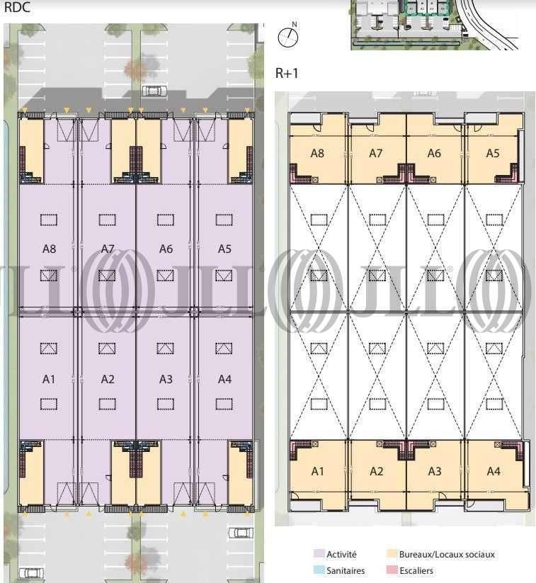 Activités/entrepôt Bois d arcy, 78390 - PARC MELIES 4 - 9641151