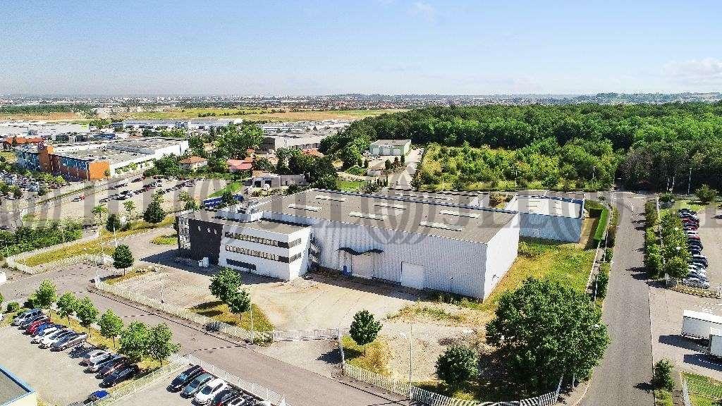 Activités/entrepôt Chaponnay, 69970 - Bâtiment mixte à louer - Proche Lyon - 9642222